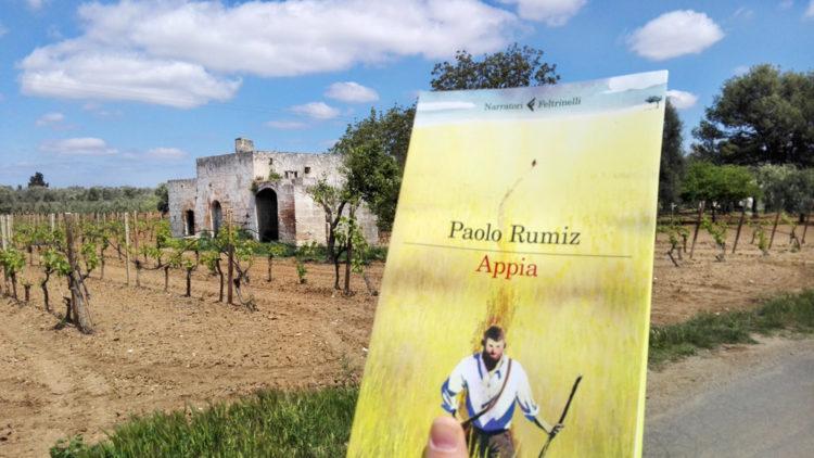 Paolo Rumiz Appia letture in campagna