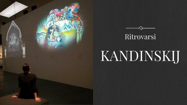 Kandinskij al Mudec di Milano - Zenzyazonzo immersa nei colori