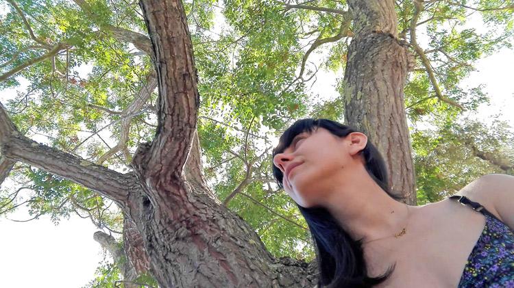 Zenzy nella natura