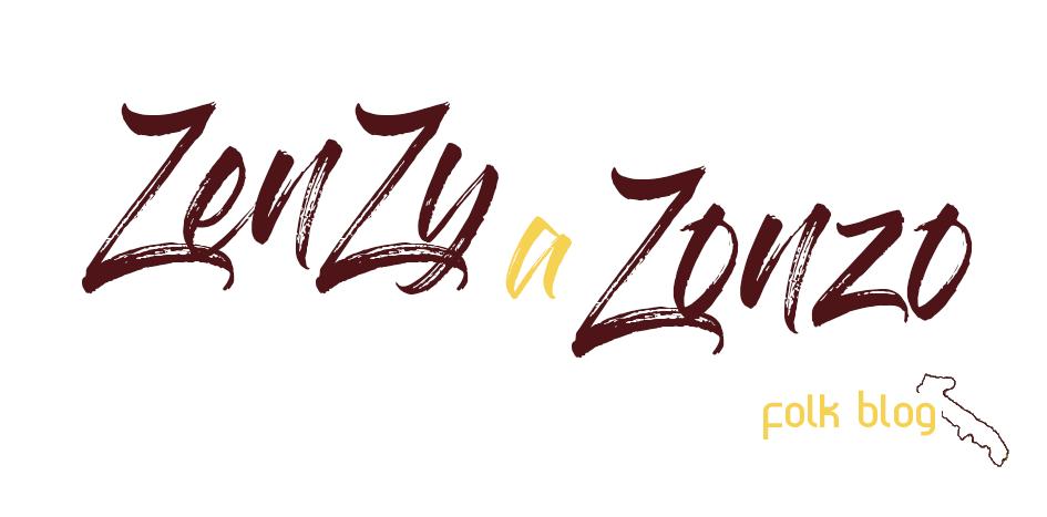 Zenzy a Zonzo - folk blog