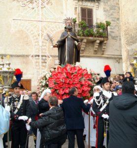 processione San Ciro a Grottaglie
