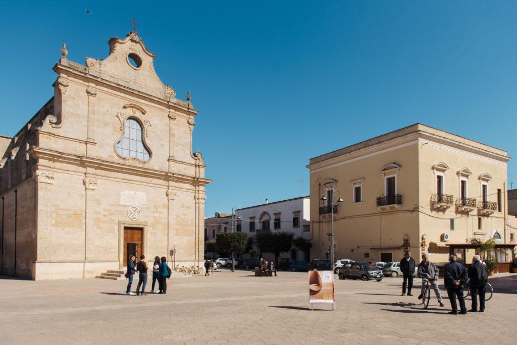 Piazza Erchie