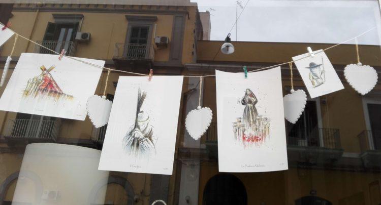 illustrazioni Settimana Santa